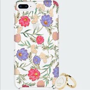 ✨NWT✨ Kate Spade IPhone Plus Size Hardshell Cover